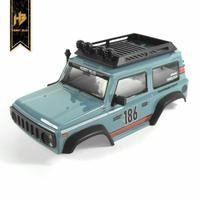 HBP #240141 G-Amour Edition Lexan Body with LED light ( Cement Grey )