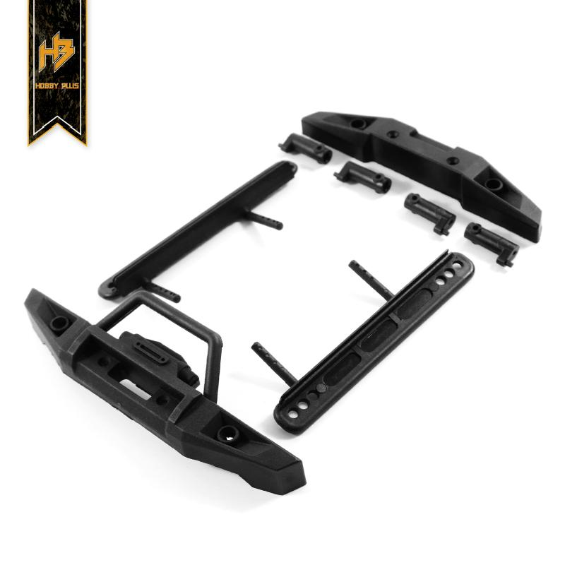 HBP #240047 CR-18 Bumper & Side Step Set