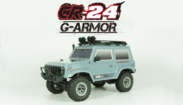 CR-24 G-ARMOR EDITION