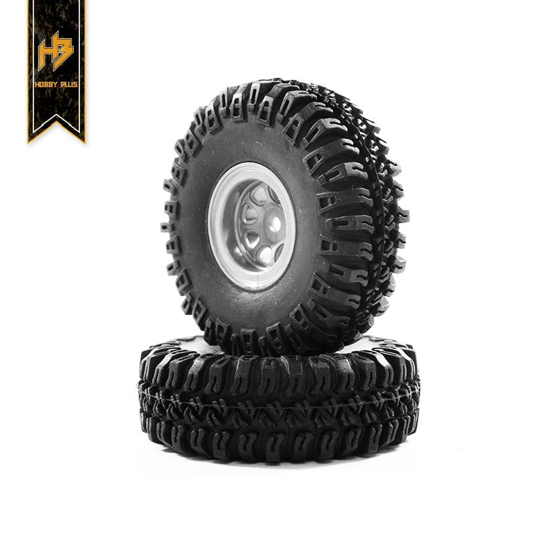 HBP #240056 CR-18 1.0 GRABBER M/T Tire Set