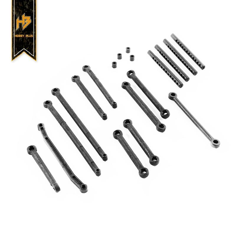 HBP #240050 CR-18 Complete Vehicle Links Set