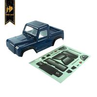 HBP #240130-Defender Truck Cab Body Printed Blue