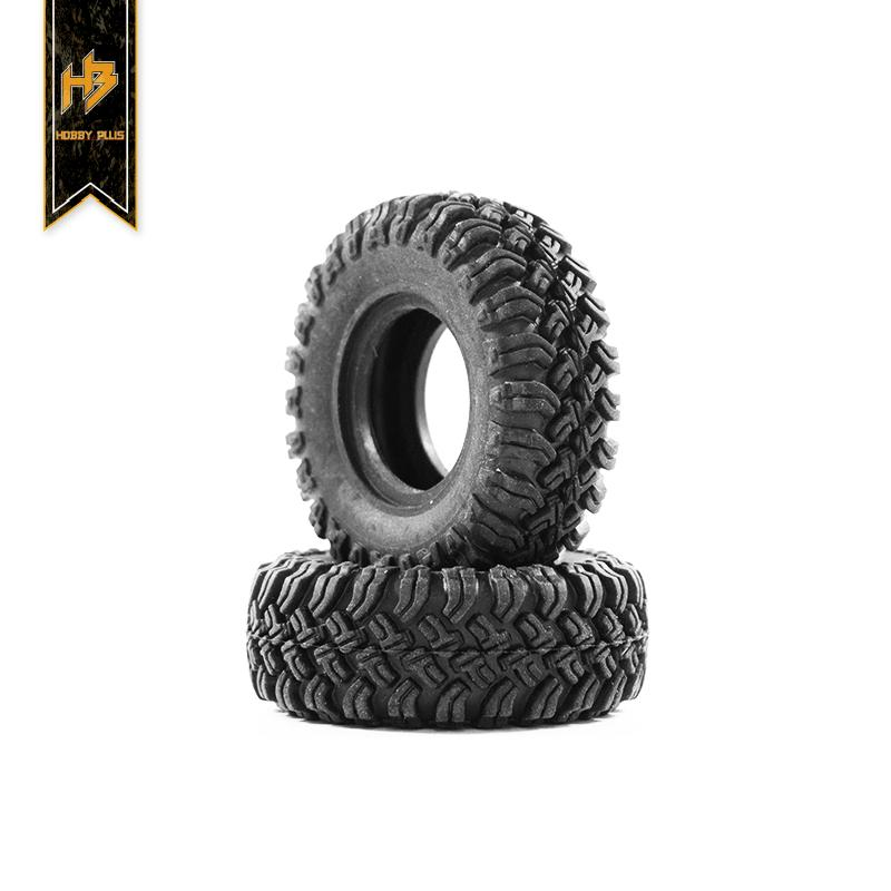 HBP #604001 CR-24 MT Crawler Tire,Special formulated super soft compound (4pcs)