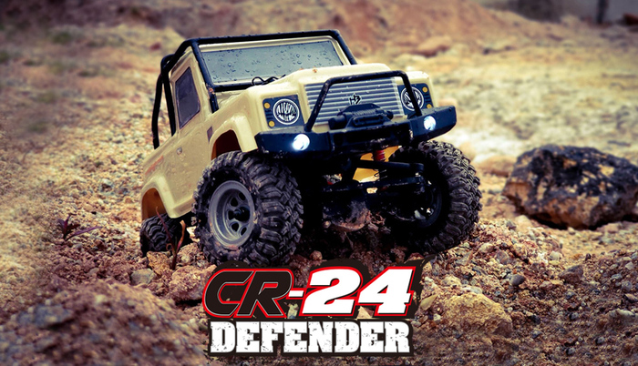 CR-24 DEFENDER EDITION