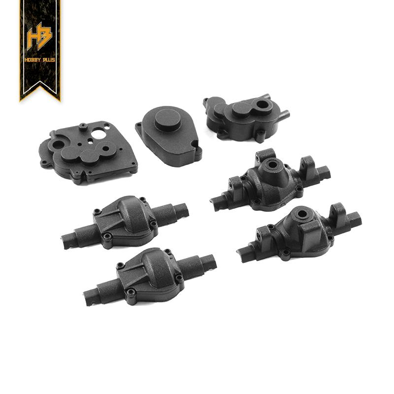 HBP #240011 Transmission Gear Box & Axle Set