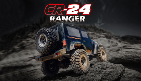 Product name:RANGER Series:CR-24 Colour:Blue & Black